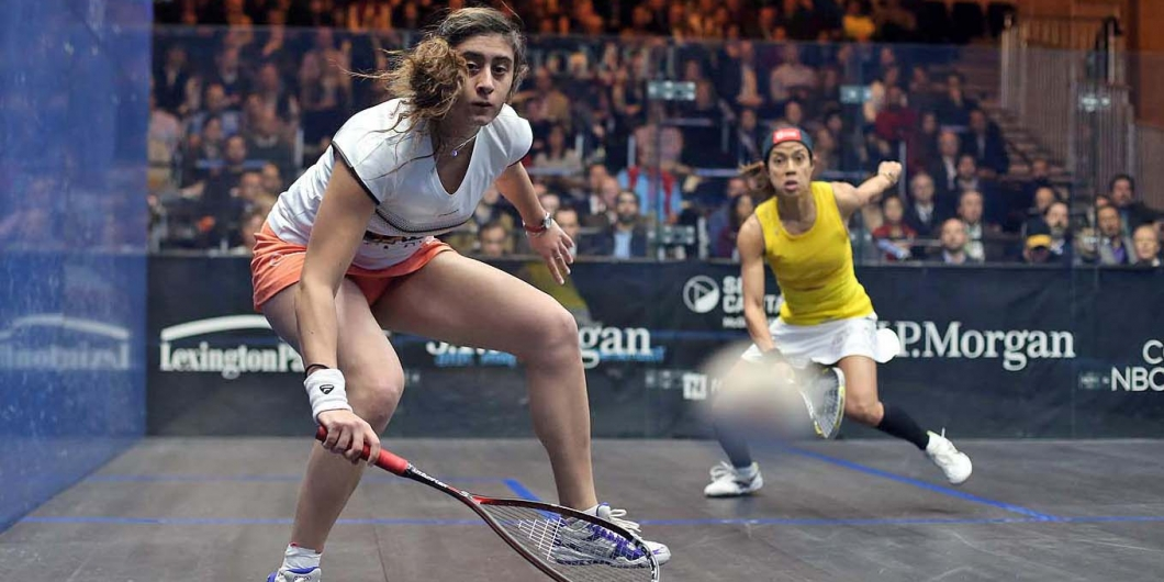 Image result for Nour El Sherbini