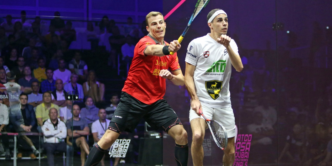 World Series Finals Matthew Bows Out Of Pro Squash As Egyptians Dominate Semi Finals Day Professional Squash Association