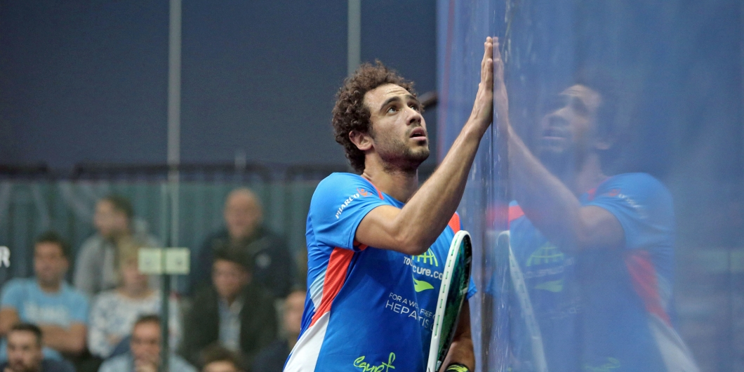 ashour withdraws from j p  morgan tournament of champions