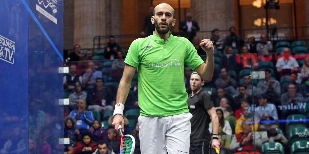 Egypt's Marwan ElShorbagy to Headline Wimbledon Club Squash Squared Open - Professional Squash Association