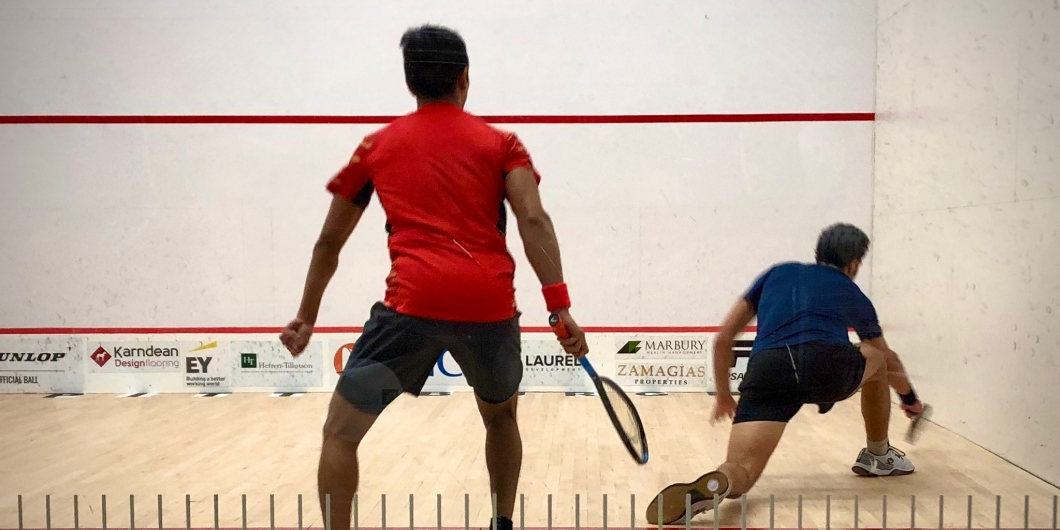 Pittsburgh Open: Dessouky and Ghosal Set Up Final Clash - Professional Squash Association