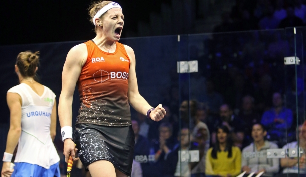 Squash: No Egyptians in British Open final after defeat, injury