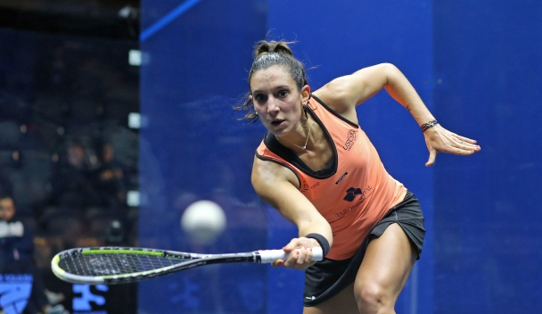 U.S. Open Day 4 Roundup: Sobhy Beats Chinappa to Carry Home Hopes into Quarter-Finals - Professional Squash Association